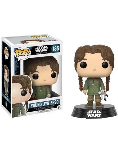 Figurine Toy Pop N°185 - Star Wars - Jeune Jyn Erso