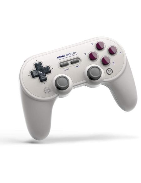 Manette Retro Sn30 Pro+g Classic Edition Bluetooth 8bitdo