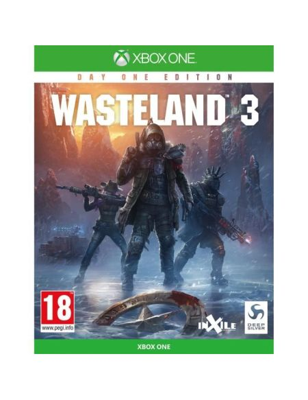 Wasteland 3 Day One Edition Jeu Xbox One