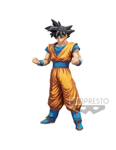 Figurine Grandista - Dragon Ball Z - Son Goku