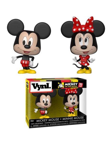 Figurine Funko Vynl: Disney - Mickey & Minnie