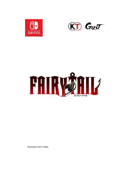 Fairy Tail Jeu Nintendo Switch