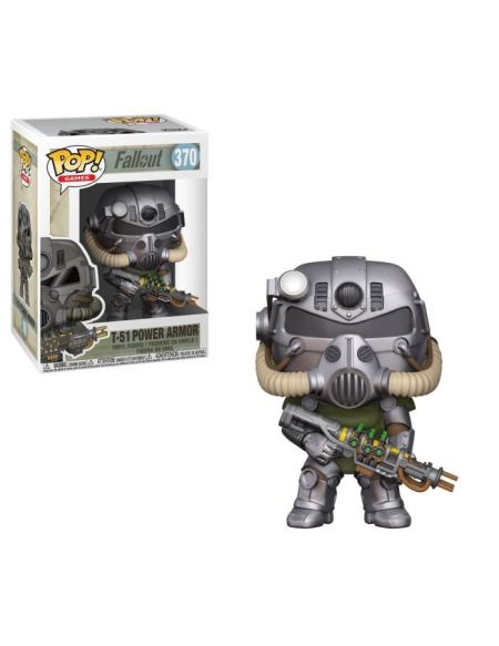 Figurine POP Games - Fallout T-51 Power Armor