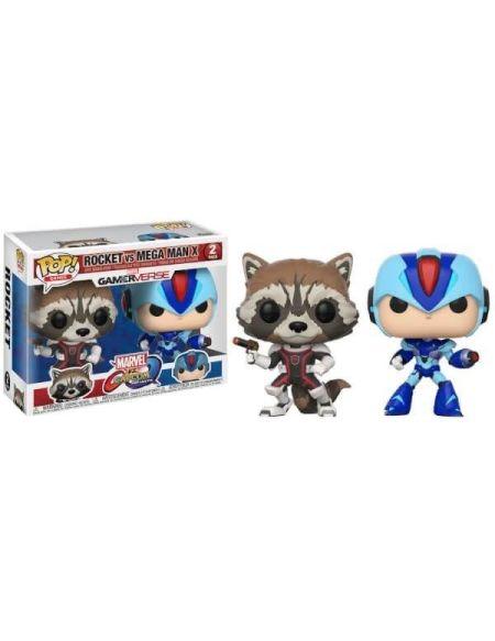 Figurine Toy Pop - Capcom Vs Marvel - Pop 2