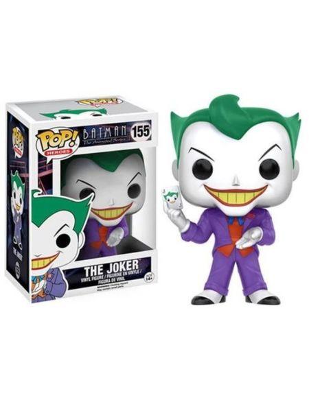 Figurine Funko Pop! DC Comics - Batman The Animated Series: Le Joker