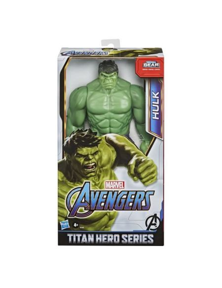 Marvel Avengers – Figurine Hulk Titan Hero Deluxe - 30 cm