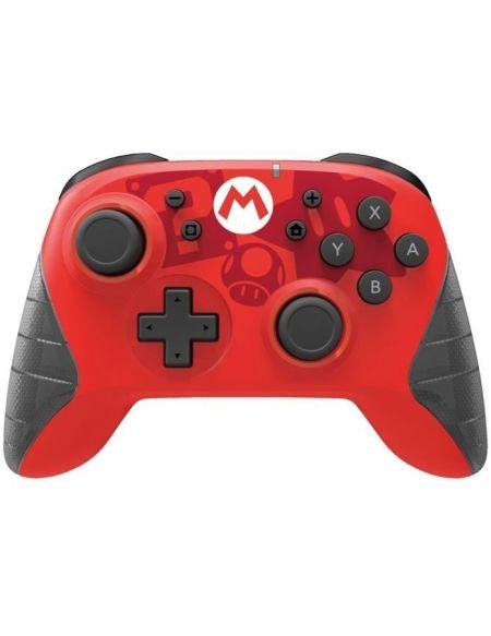 HORI Manette Nintendo Switch sans fil - Mario