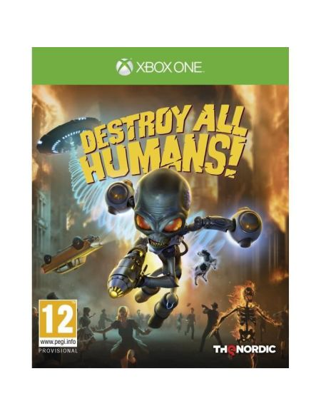 Destroy All Human ! Jeu Xbox One