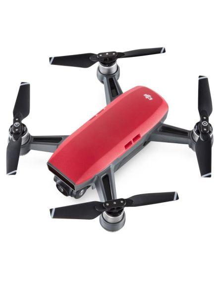 DJI Mini Drone SPARK - Caméra Intégrée - Rouge