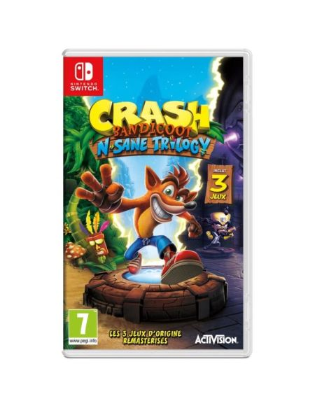 Crash Bandicoot® N. Sane Trilogy