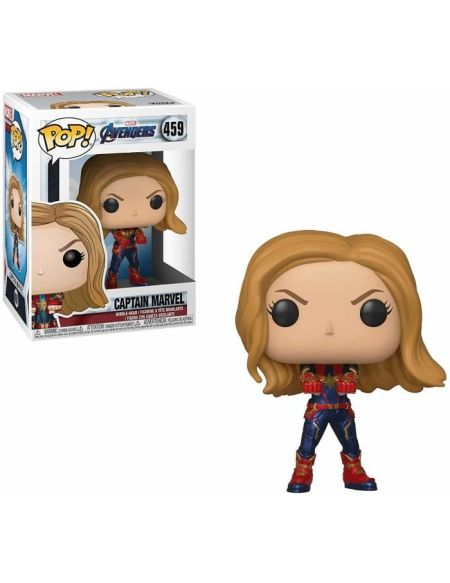 Figurine Funko Pop! Marvel : Avengers Endgame - Captain Marvel