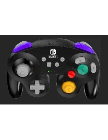 POWER A Manette Nintendo Switch Wireless controller GC - Noir
