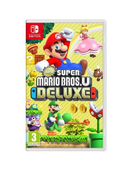 New Super Mario Bros U Deluxe Jeu Switch