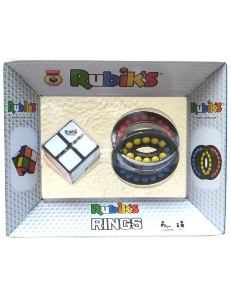 RUBIK'S Pack Rubik'S Cube 2x2 Advanced + Ring