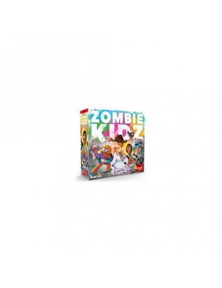 ASMODEE - Zombie kidz evolution - Jeu de société