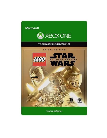 Lego Star Wars - The Force Awakens Edition Deluxe Jeu Xbox One à télécharger