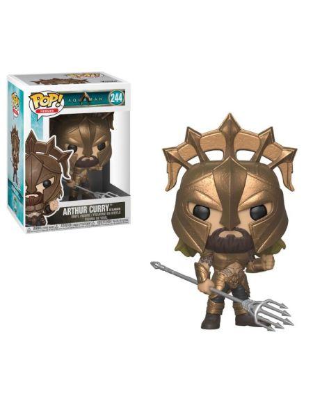 Figurine Funko Pop! Aquaman : Aquaman en tenue de Gladiateur