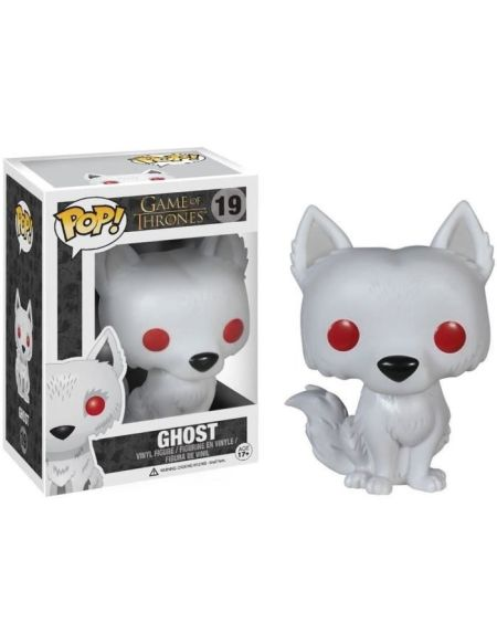 Figurine Funko Pop! Game of Thrones: Ghost