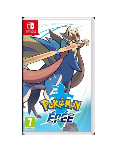 Pokémon Épée Jeu Switch