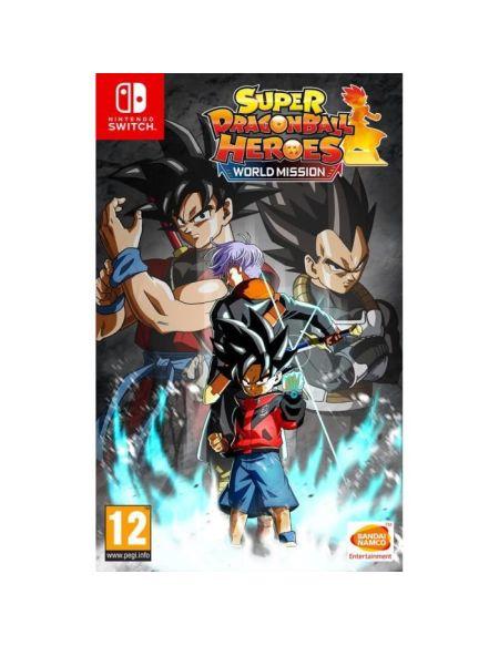 Super Dragon Ball HerŒs: World Mission Jeu Switch