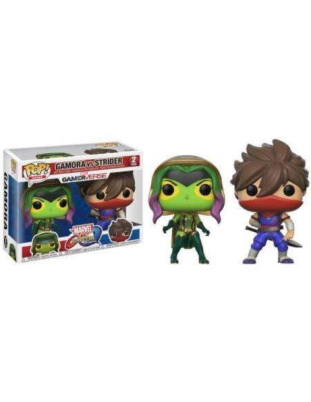 Figurine Toy Pop - Capcom Vs Marvel - Pop 3