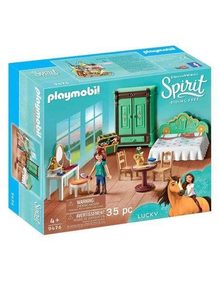 PLAYMOBIL 9476 - Spirit - Chambre de Lucky - Nouveauté 2019