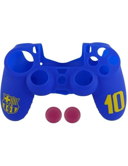 Kit Accessoires FC Barcelone n°10 pour Manette PS4 - Subsonic