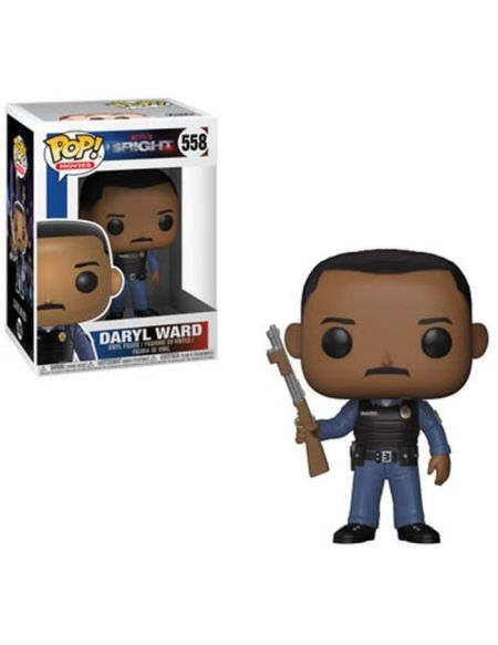 Figurine Toy Pop N°558 - Bright - Série 1 Daryl Ward (c)