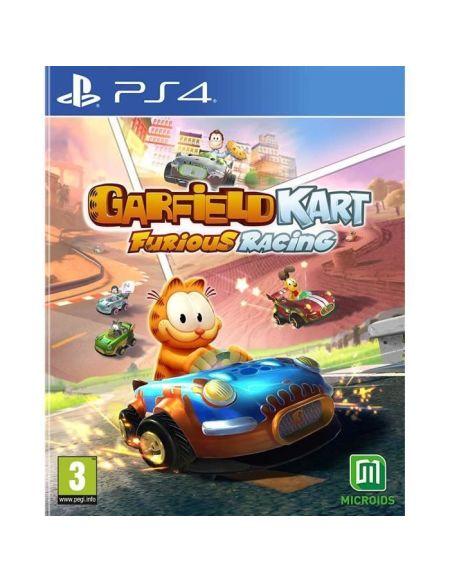Garfield Kart: Furious Racing PS4