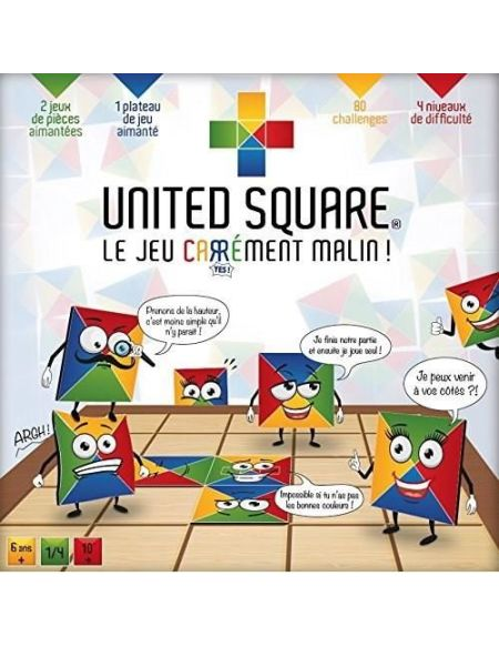 RUBIK'S United Square