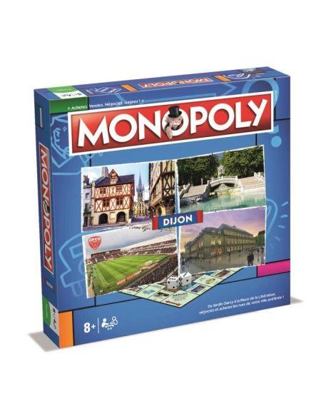 MONOPOLY - Dijon - Jeu de societé - Version française