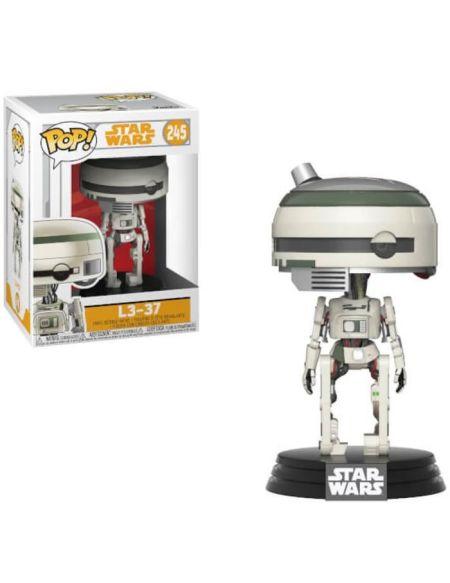 Figurine Funko Pop! Star Wars - Solo: L3-37