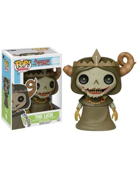 Figurine Funko Pop! Adventure Time : The Lich