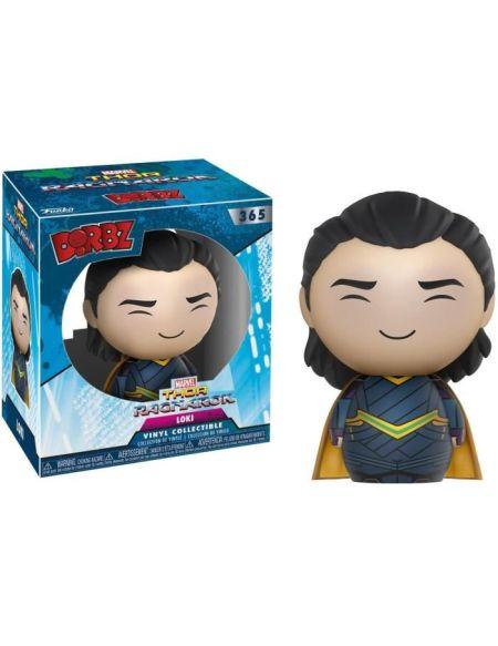 Figurine Dorbz N°365 - Thor : Ragnarok - Loki