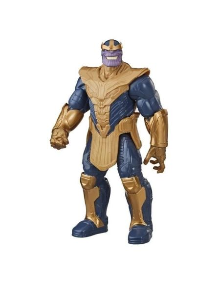 Marvel Avengers – Figurine Thanos Titan Hero Blast Gear Deluxe - 30 cm