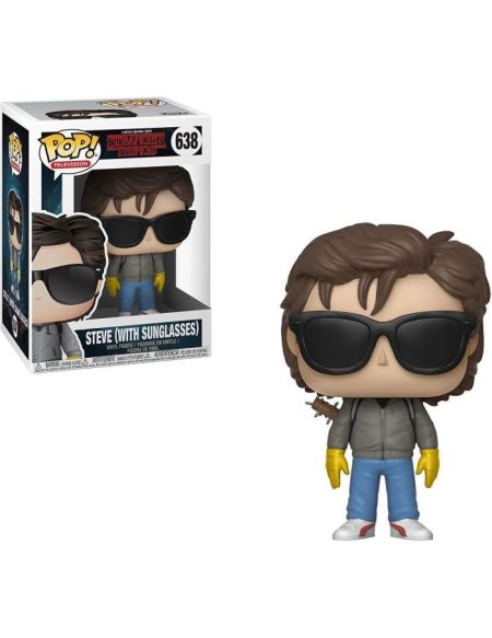 Figurine Toy Pop N°638 - Stranger Things - Saison 2 Steve avec lunettes de soleil