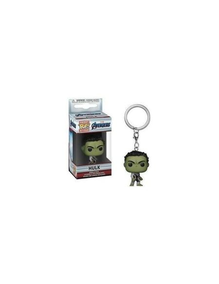 Porte-clés Funko Pocket Pop! Marvel : Endgame - Hulk (TS)