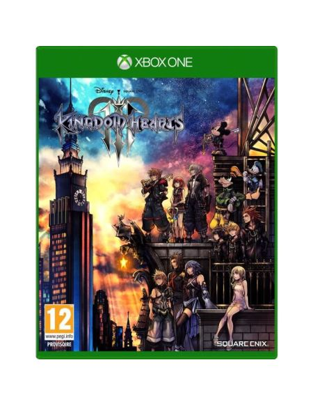 Kingdom Hearts 3 Jeu Xbox One