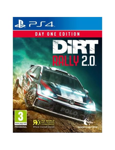 DiRT Rally 2.0 - Day One