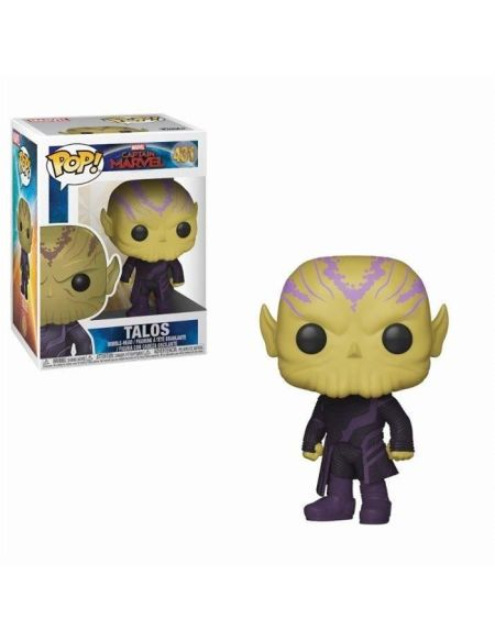 Figurine Funko Pop! Marvel: Talos