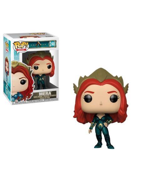 Figurine Funko Pop! Aquaman : Mera