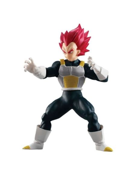 Banpresto - Figurine de collection Dragon Ball - Vegeta Super Saiyan God - 11cm