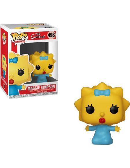 Figurine Funko Pop! Simpsons S2: Maggie