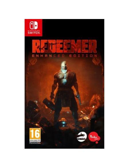 Redeemer - Enhanced Edition Jeu Switch