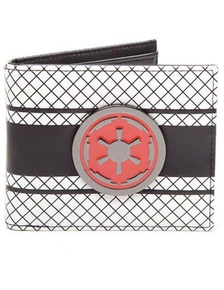 Portefeuille pliable Star Wars: Emblème de l'Empire Galactique