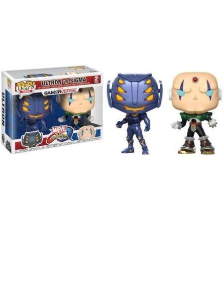 Figurine Toy Pop - Capcom Vs Marvel - Pop 4
