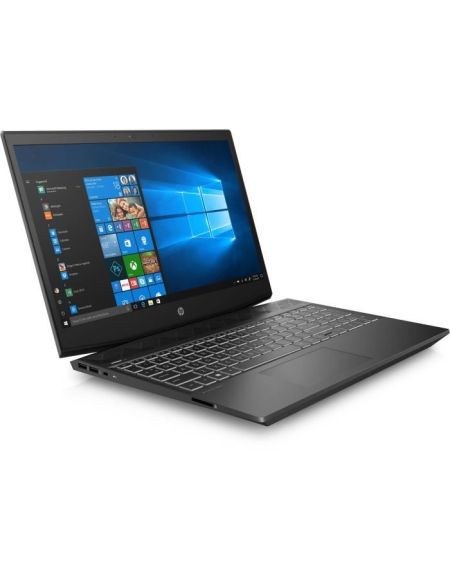 """HP PC Portable Gamer Pavilion 15-cx0007nf - 15,6"""" FHD - Intel Core i7-8750H - RAM 8Go - Stockage 1To HDD + 128Go SSD - GTX 1050 Ti"""