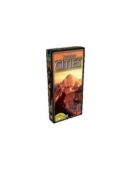 7 WONDERS - Extension Cities - Jeu de société