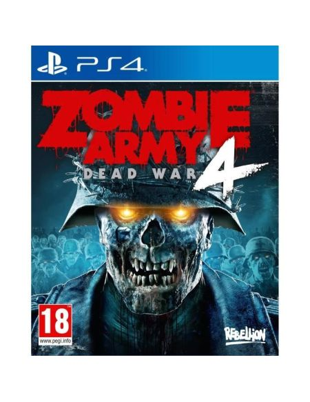 Zombie Army 4 : Dead War Jeu PS4