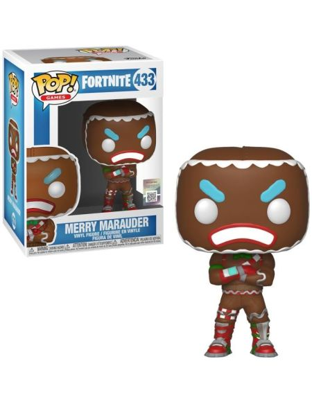 Figurine Funko POP - Fortnite Merry Marauder 433